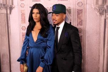Chance The Rapper's Wife Shows Off Her Growing Baby Bump After Baby #2 Announcement