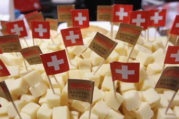 "Scientists Says Swiss Cheese Ages Better When Exposure To ""A Tribe Called Quest"""