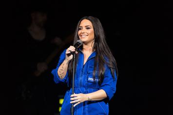 Demi Lovato Reflects On Would-Be Seven Year Sobriety Anniversary