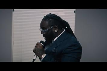 "T-Pain & Flipp Dinero Drop Off Visuals For ""All I Want"""