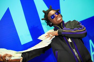 Kodak Black Claims He Punched Sticky Fingaz & Tried To Shoot Him