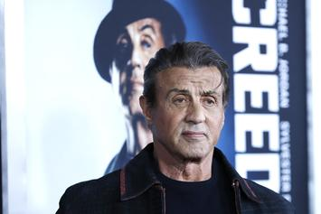 Sylvester Stallone Says He's Worried About Conor McGregor