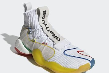 Pharrell x Adidas Crazy BYW Releasing In New Colorway