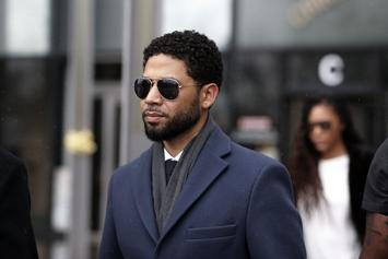 "Black Activists Request NAACP To Withdraw Jussie Smollett's ""Outstanding Actor"" Nomination"