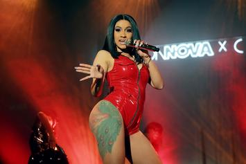 "Cardi B Lands First Acting Role In Jennifer Lopez's Ex-Stripper Movie ""Hustlers"""
