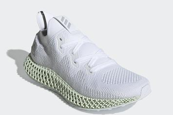 "Adidas Alphaedge 4D ""White"" Will Restock Next Week: Report"