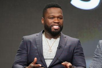 "50 Cent Channels Terrifying ""Burger King"" Mascot To Assert Dominance"