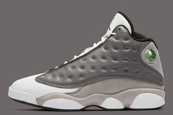 "Air Jordan 13 ""Atmosphere Grey"" Release Details"