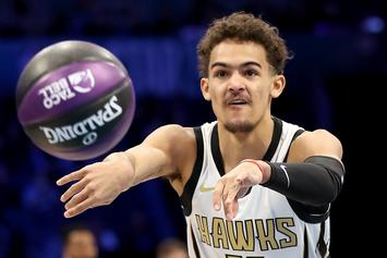Trae Young Believes He Is The Best Rookie In The NBA