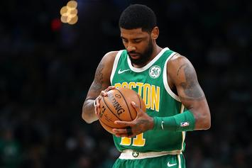 Kyrie Irving Expected To Miss Games For Rest Ahead Of NBA Playoffs