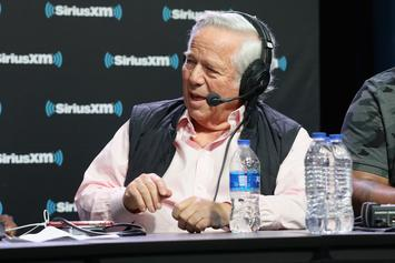 Robert Kraft Is Trying To Block Rub & Tug Footage From Going Public