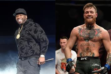 "Rap's Conor McGregor: Why 50 Cent & ""The Notorious"" Are Kindred Spirits"
