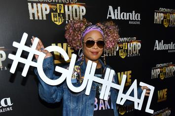 "Da Brat Gets Flirty While Lip Syncing Mariah Carey's ""One Mo' Gen"""
