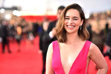 "Emilia Clarke Opens Up About Surviving Aneurysms While Filming ""Game Of Thrones"""