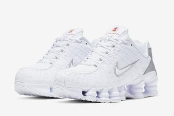 Nike Shox TL Returns Nearly 16 Years After Initial Release
