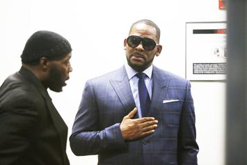 R. Kelly Asks Judge To Allow Him To Perform In Dubai & Meet Royal Family