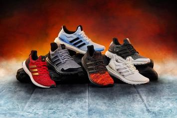 Game Of Thrones x Adidas UltraBoost Pack Drops Today: Purchase Links