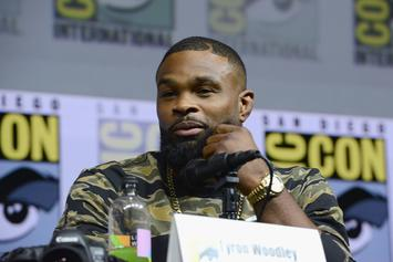 "Tyron Woodley Tells Conor McGregor To ""Quit Being A B****"""