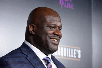 Shaq Joins Papa John's Board Of Directors