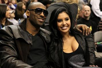 """Kobe Bryant Says Wife Wants A Baby Boy: """"We'll See If I Can Deliver"""""""