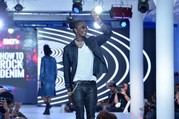 Young Thug Gets Key Evidence Tossed In Drug Case: Report