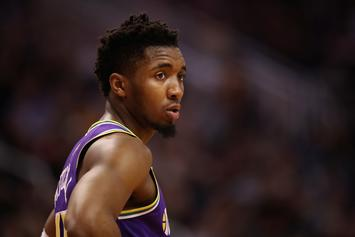 Donovan Mitchell Gifts $25K Scholarship To Fourth-Grade Teacher's Daughter