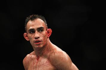 "Tony Ferguson's Wife's 911 Call Surfaces: ""I Dont Want Cops To Get Injured"""