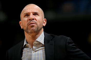 "Jason Kidd A ""Serious Candidate"" To Be Next Lakers Head Coach: Report"