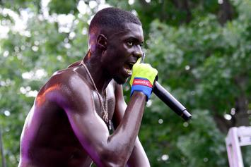 Sheck Wes Off The Hook In Justine Skye Physical Abuse Case: Report