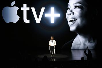 Oprah Announces Apple TV Collaboration; Live Book Club & Documentaries In The Works