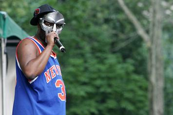 "MF DOOM Hints At Follow-Up To ""Madvillainy"" With Madlib"