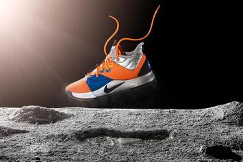 "Nike PG3 NASA ""Apollo Missions"" To Honor Moon Landing's 50th Anniversary"