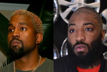 Kanye West's Team Want Him To Distance Himself From A$AP Bari: Report