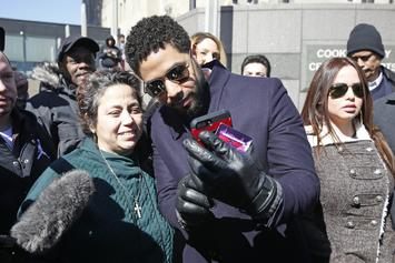 Jussie Smollett Reportedly Focused On Fixing His Image & Likability