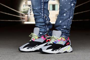 Would You Rock These KAWS x Adidas Yeezy Boost 700 Customs?