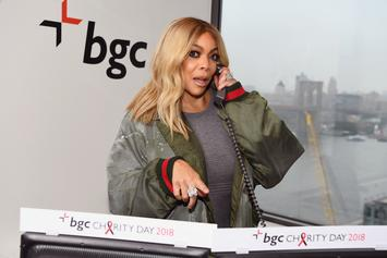 Wendy Williams Spotted Without Wedding Ring After Announcement Of Talk Show Hiatus