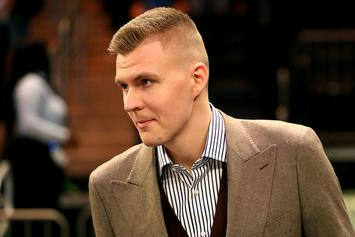 Kristaps Porzingis Accused Of Rape, New Details Emerge