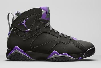 "Air Jordan 7 ""Ray Allen"" Release Date Announced"