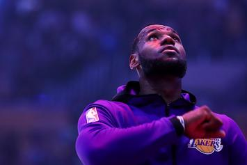 """LeBron James Convinced To Sit Rest Of Season: """"It's Just Not Worth It"""""""