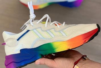 Adidas Ozweego Neoprene To Receive Pride Month Colorway