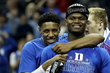 Zion Williamson, Ja Morant Among AP All-America 1st Team Selections