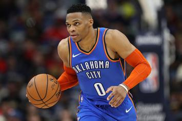 Russell Westbrook Dedicates His NBA History-Making Game To Nipsey Hussle