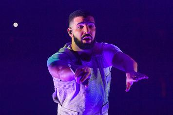 """Drake Pours One Out For Nipsey Hussle: """"Rest Easy"""""""
