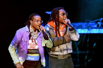 "Takeoff Praises His Uncle Quavo: ""I LOVE YOU 4L & AFTER"""