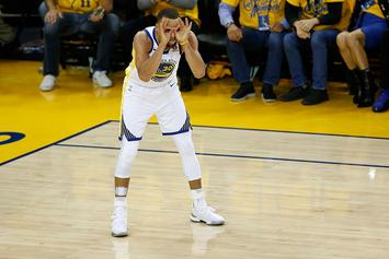 Steph Curry Just Discovered Contact Lenses And The NBA Is In Big Trouble