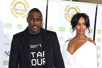 "Idris Elba Creates ""Don't Stab Your Future"" Campaign To Raise Awareness About Knife Violence"