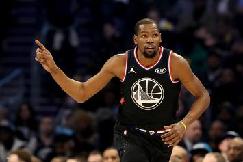 """Kevin Durant To The Knicks Is A """"Done Deal,"""" Says Ric Bucher"""
