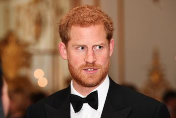"Prince Harry Suggests Stopping ""Fortnite"" For The Good Of Humanity"