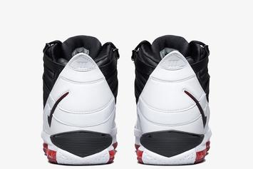 "Nike Announces Return Of The LeBron 3 ""Home"" Colorway"