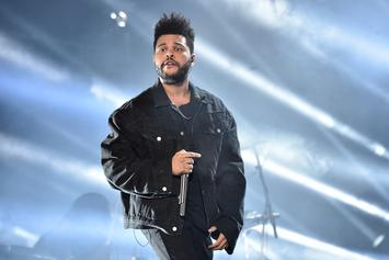 "The Weeknd Sued For Allegedly Ripping Off ""A Lonely Night"" From U.K. Songwriters"